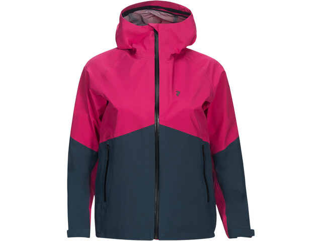 Peak Performance W's Limit Jacket Fusion Pink